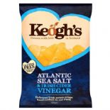 Keogh's Irish Sea Salted Crisps 125g